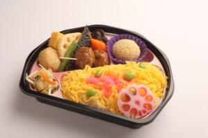 ちらし寿司幕の内弁当 1,000円
