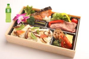 銀シャケとローストビーフ丼 2,580円